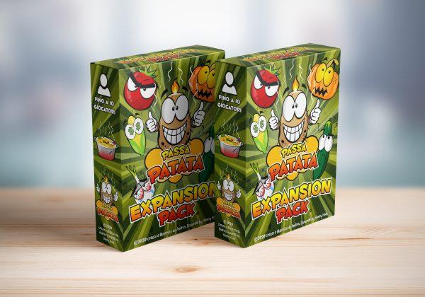 Passa Patata Expansion pack